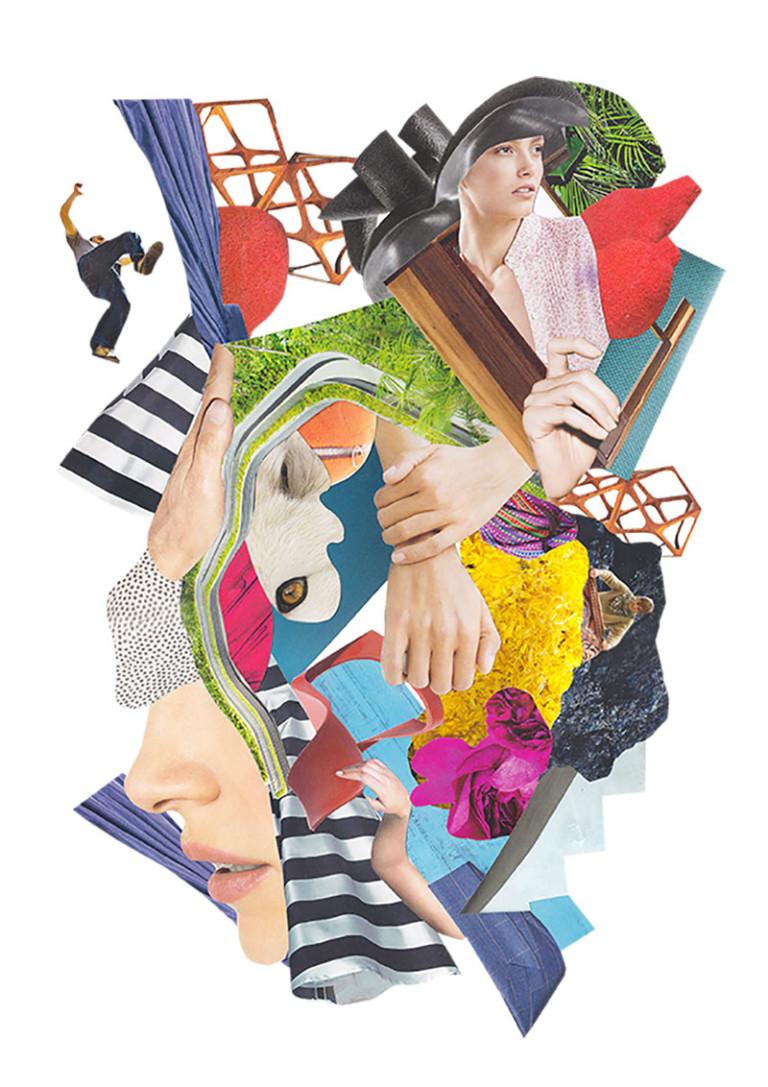 Alvvino collage